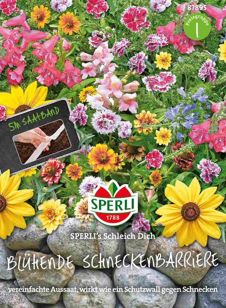 Blomster frøblanding Snegle-væk