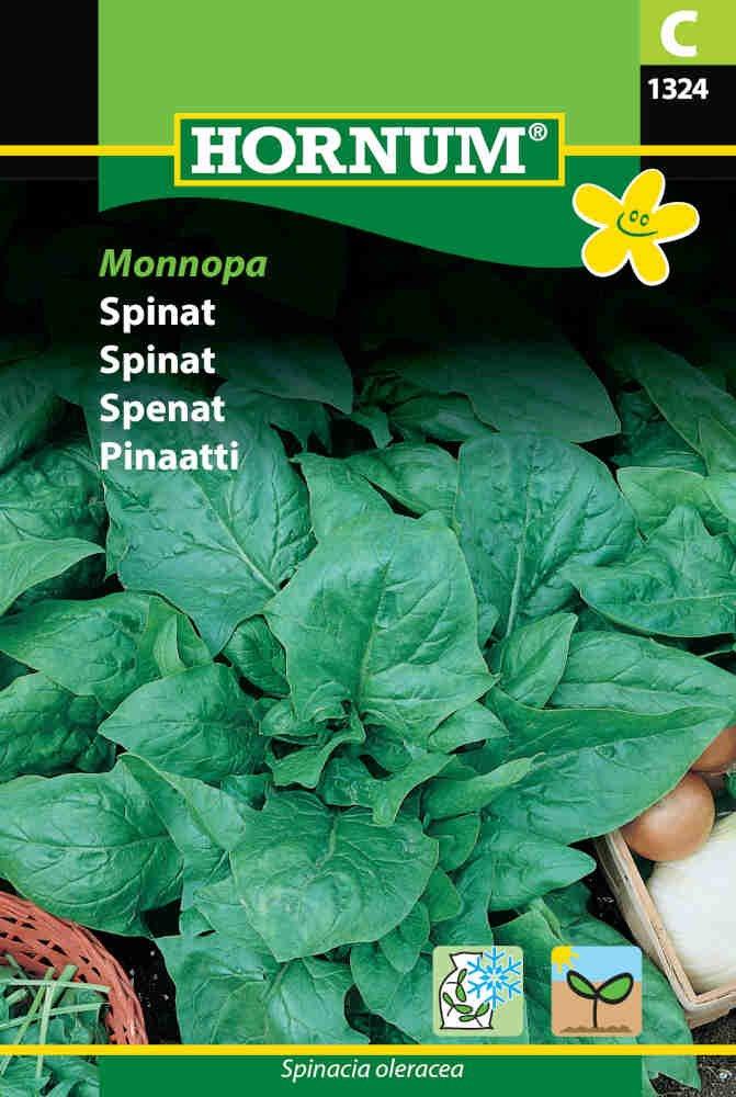 Spinatfrø - Monnopa