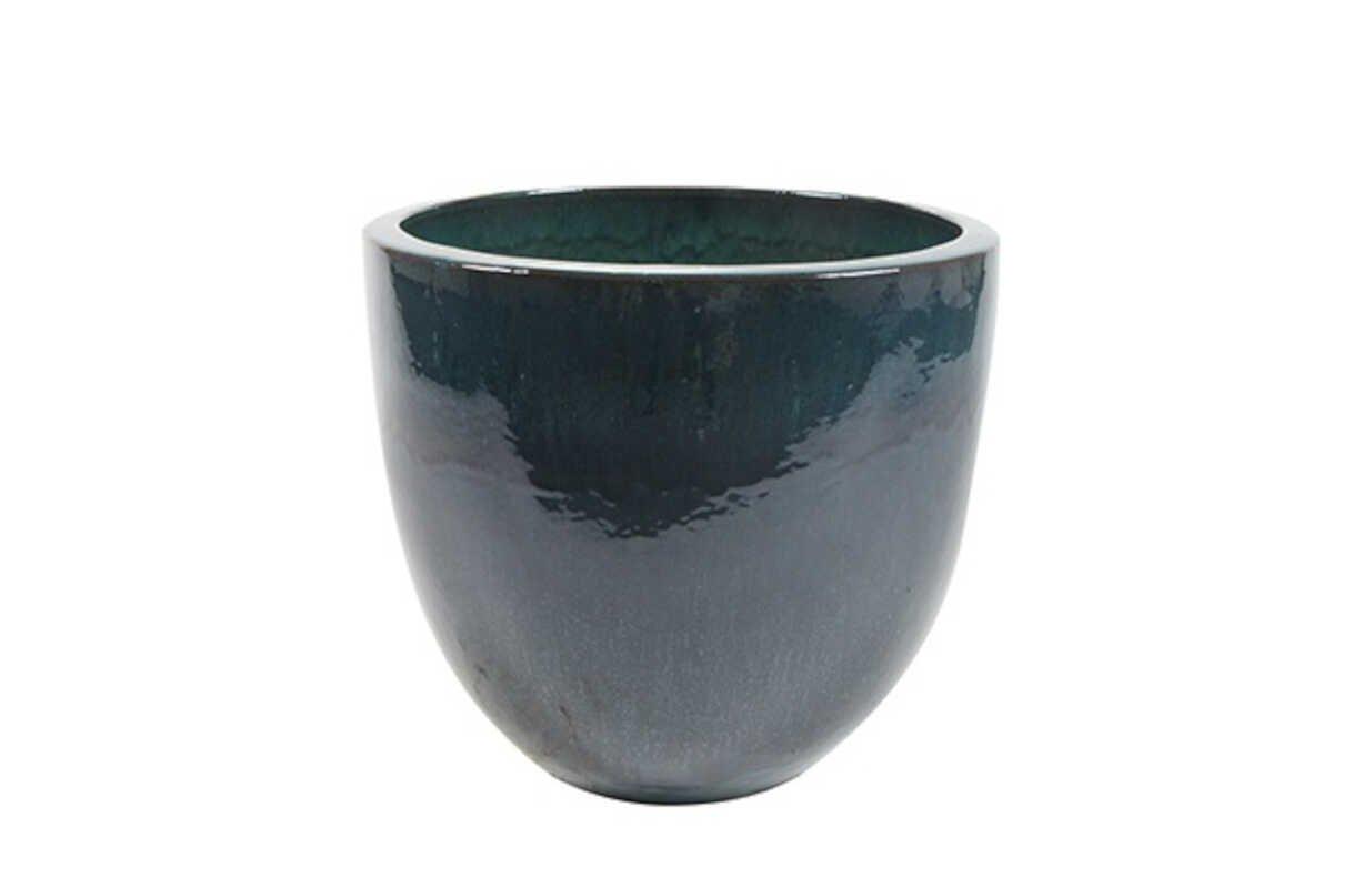 Pot Pure - Ocean Green D48