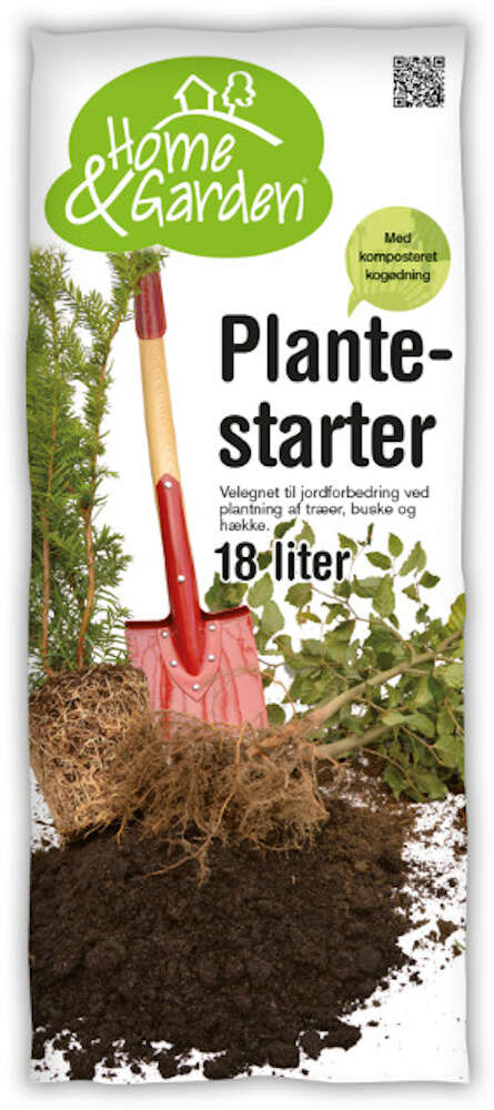 Plantestarter 18L