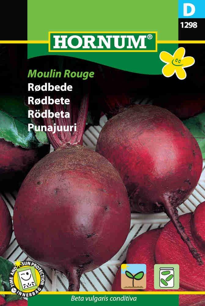 Rødbedefrø - Moulin Rouge