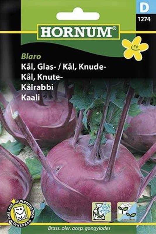 Kålfrø - Glas - Blaro