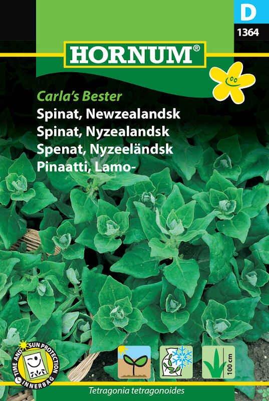 Spinatfrø - Newzealandsk