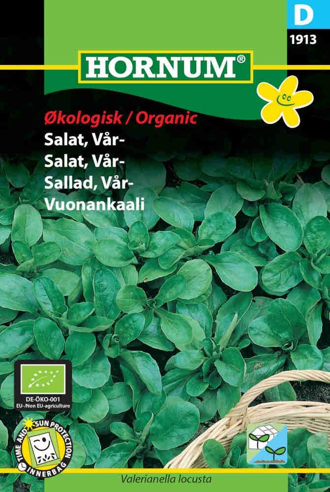 Feldsalatfrø Vit - Økologisk