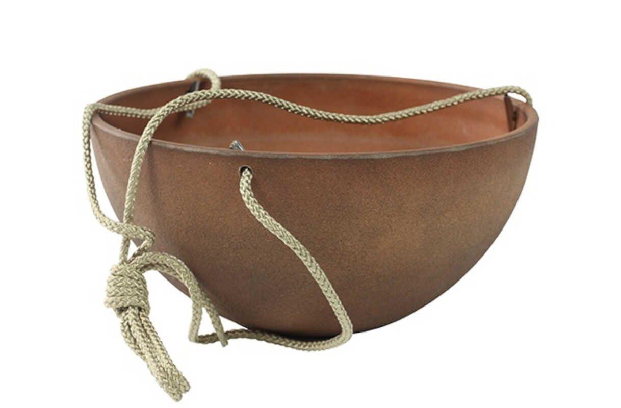 Nova Hanging Pot D25 cm - Rust