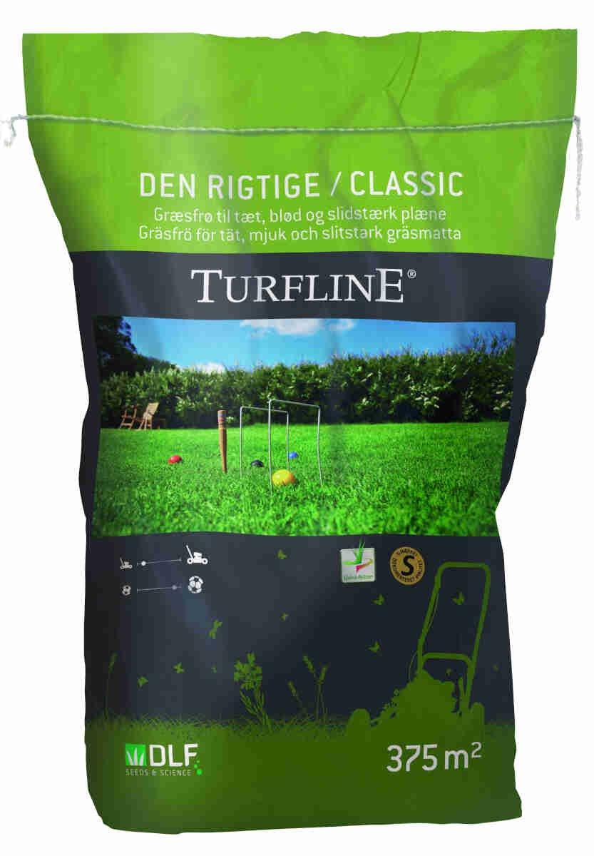 Turfline Den rigtige 7,5 kg - Græsfrø