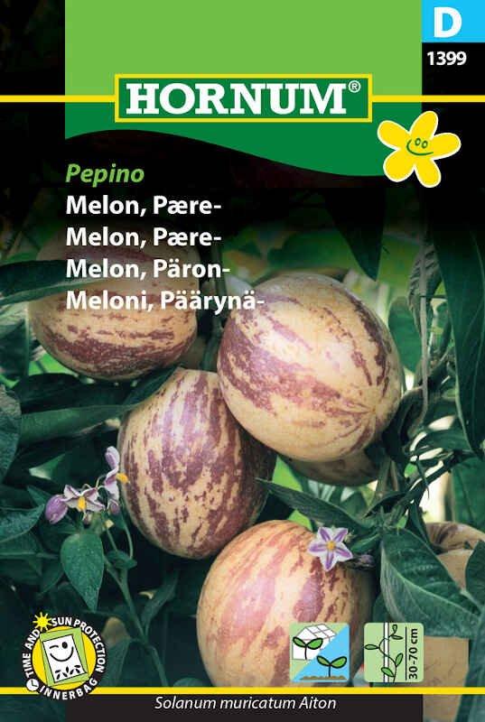 Melonfrø - Pæremelon - Pepino