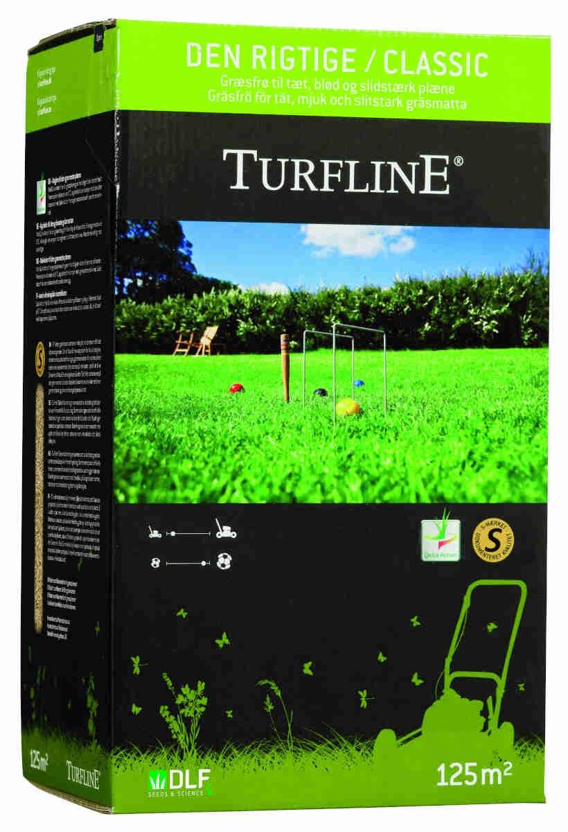 Turfline Den rigtige  2,5 kg - Græsfrø