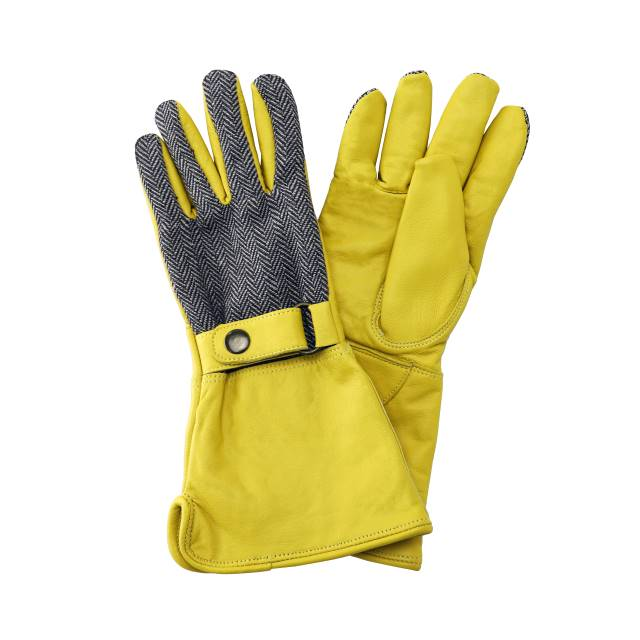 KS Leather Gauntlet Gloves - Dame