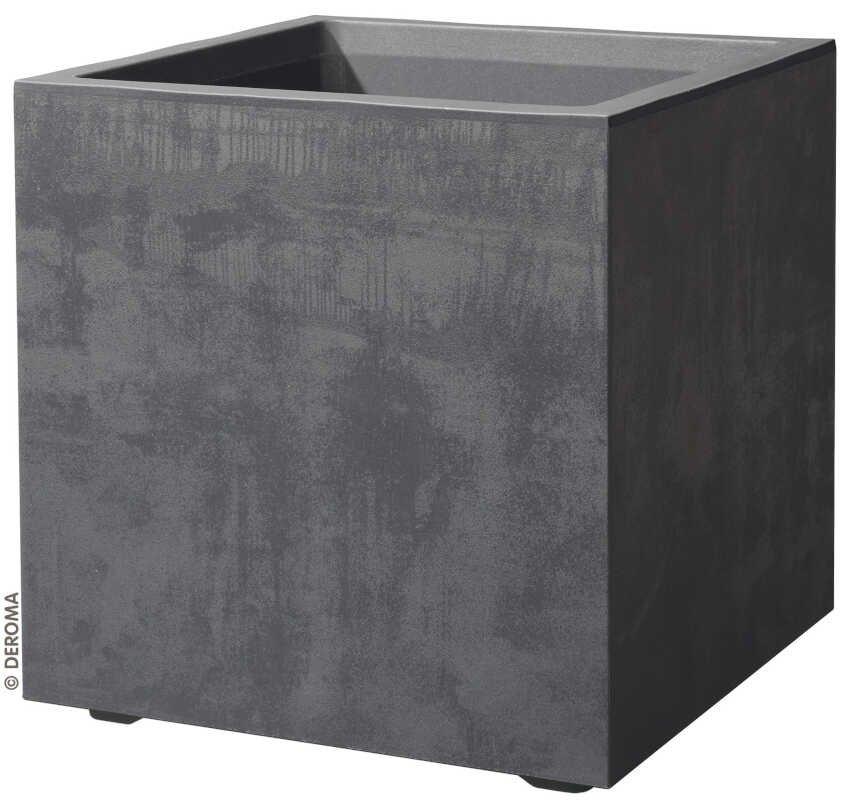 """Cubo """"Millenium"""" D25 cm - Antracite"""