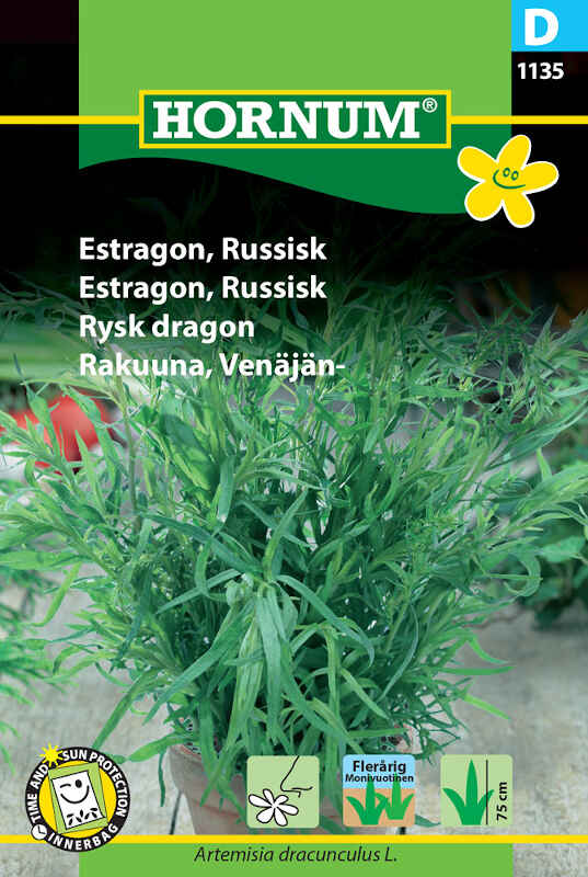 Estragon frø - Russisk