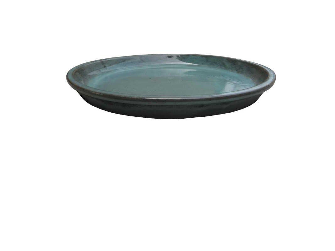 Saucer  Moss Green 22 cm