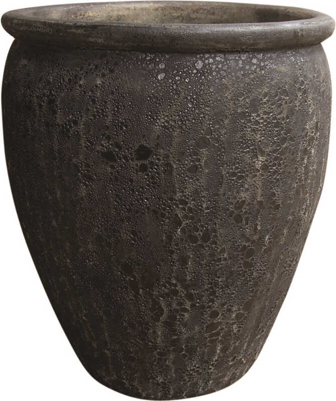 Urn S/2 - Black - 45cm