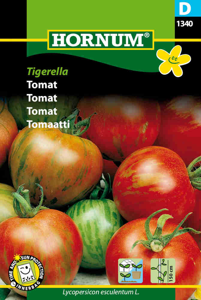Tomatfrø - Tigerella