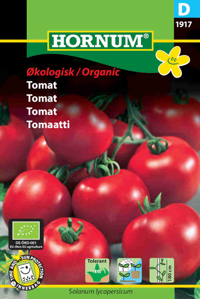 Tomat frø - Matina - Økologisk