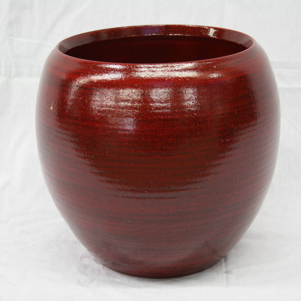 Skjuler - Pot Cresta Deep Red 37cm