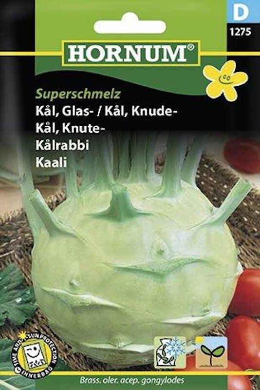 Kålfrø - Glas - Superschmelz