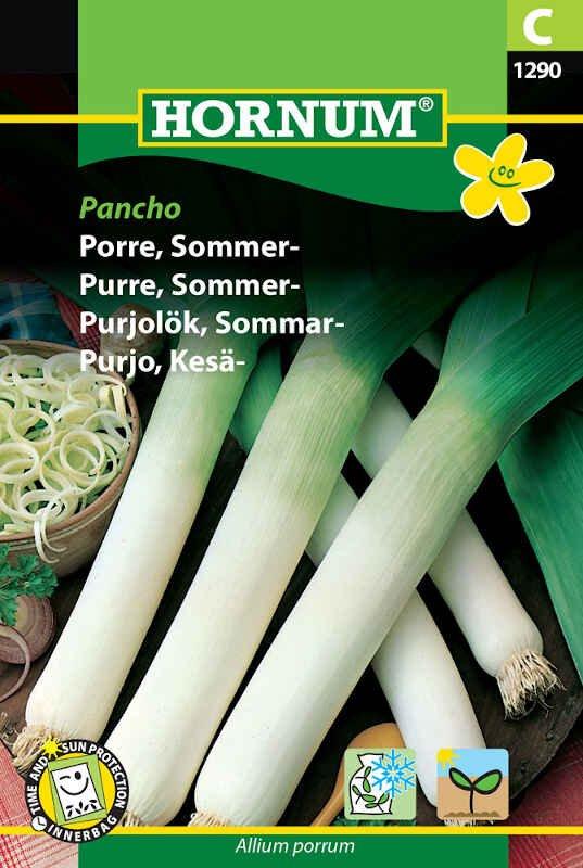 Porrefrø - Sommerporre - Pancho