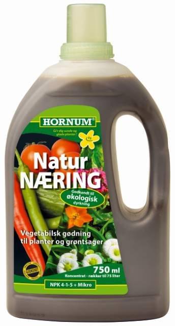 Natur Næring - 750 ml. - HORNUM - Økologisk