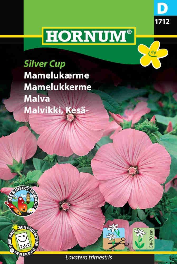 Mamelukærme frø - Silver Cup