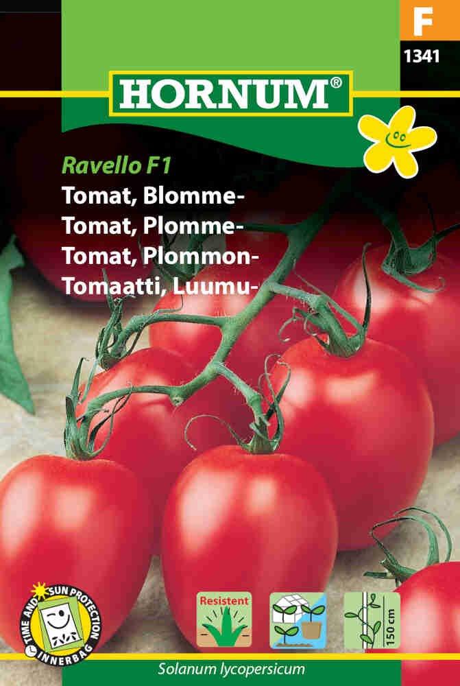 Tomatfrø - Blommetomat - Ravello F1