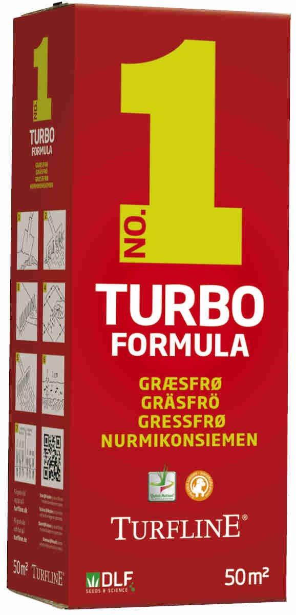 Turfline NO1 - 1 kg - Græsfrø