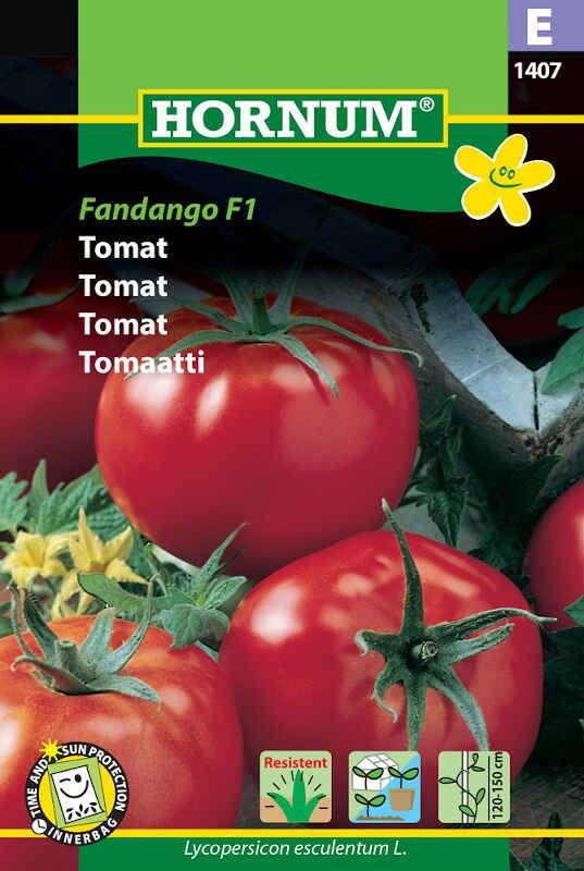 Tomatfrø - Fandango F1