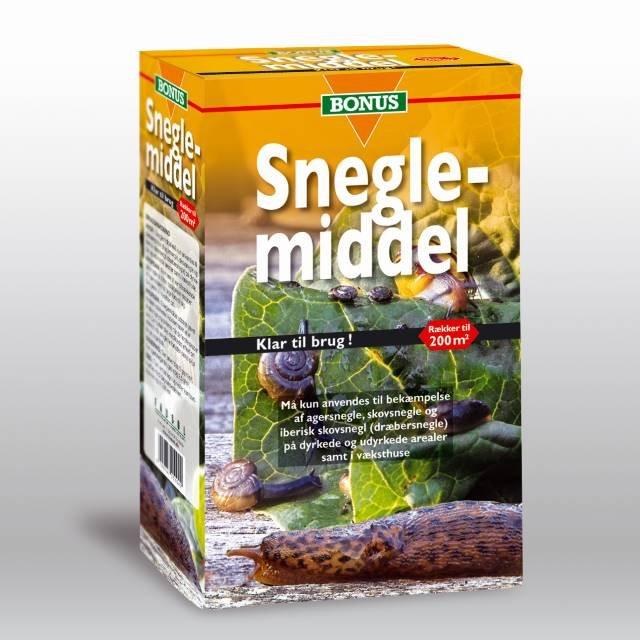 BONUS - Sneglemiddel 1kg