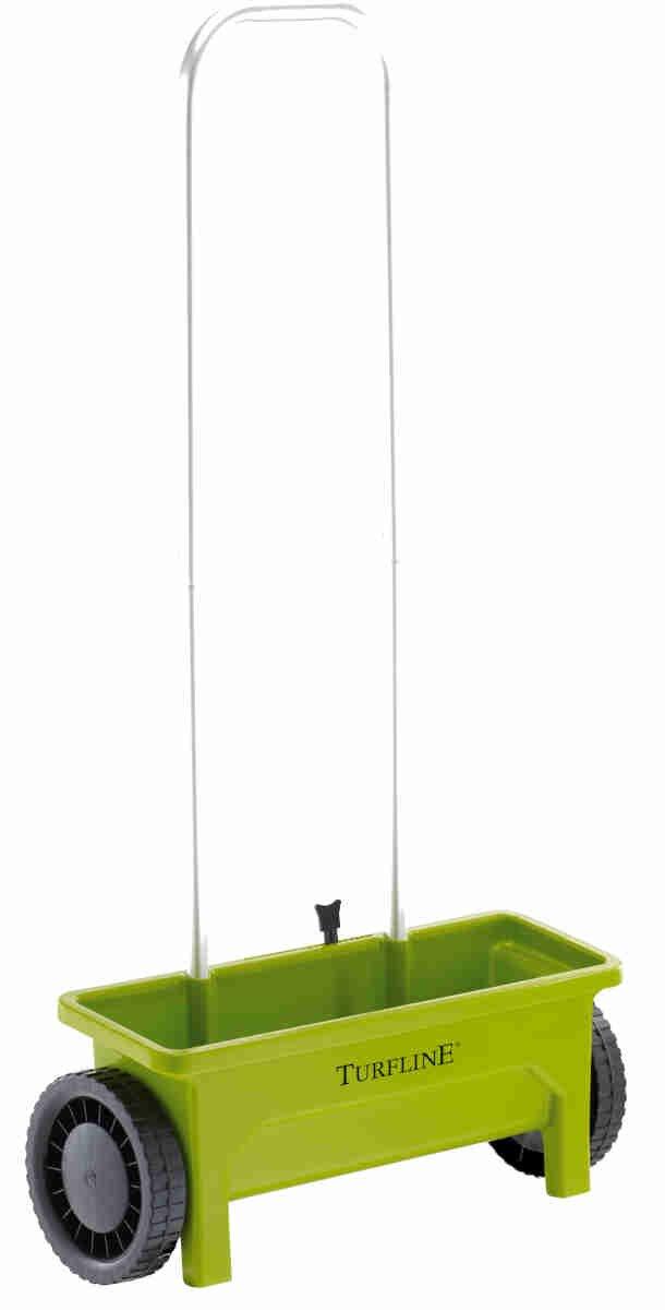Turfline spredevogn - Græs/gødning