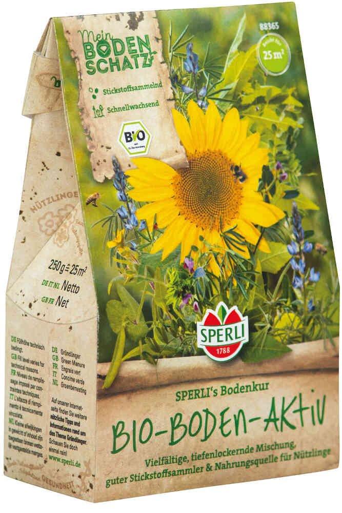Grøngødningsfrø - kvælstofsamlende - Økologisk