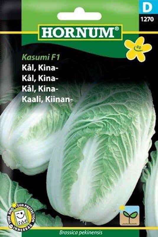Kålfrø - Kinakål - Kasumi F1