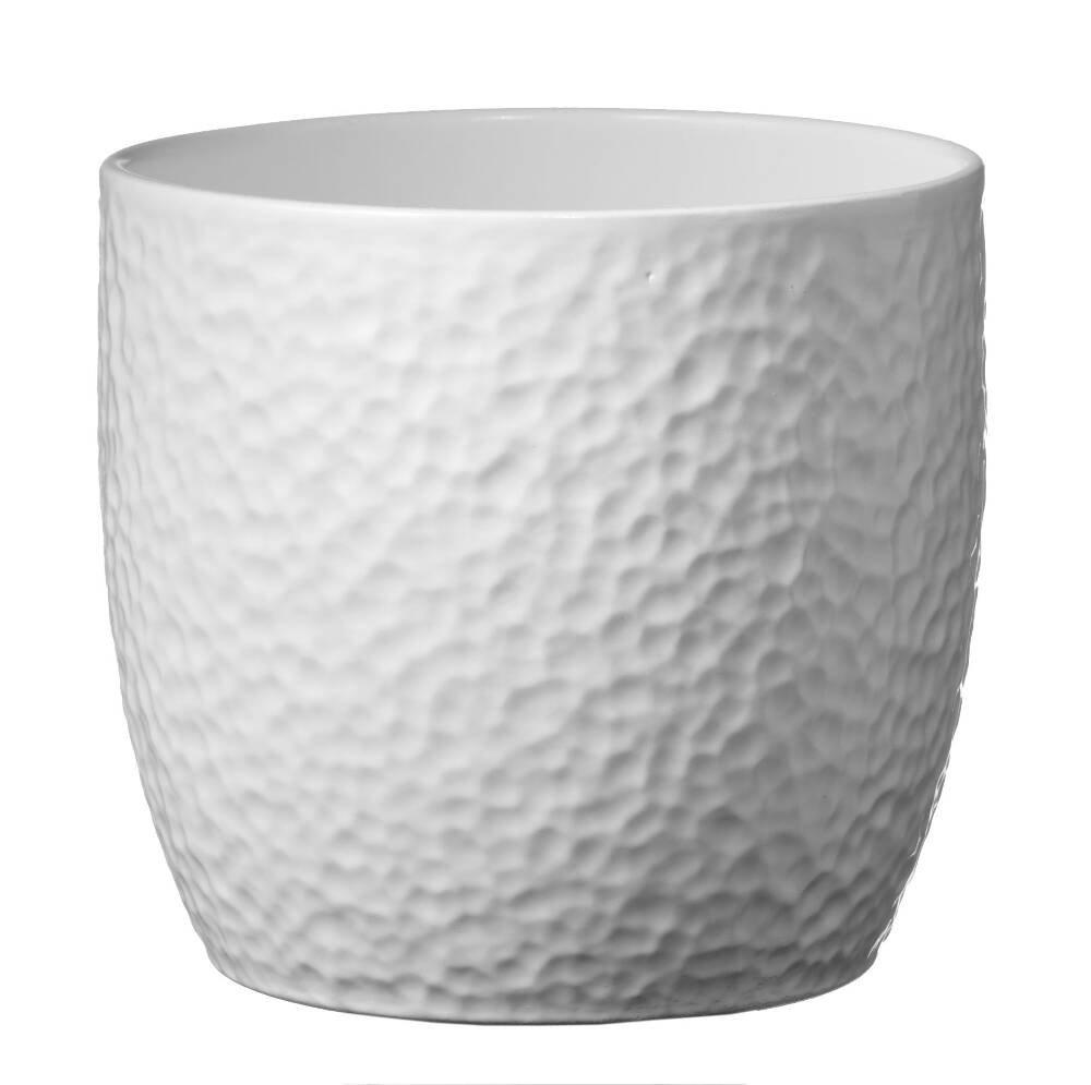 Boston 16 cm matte white