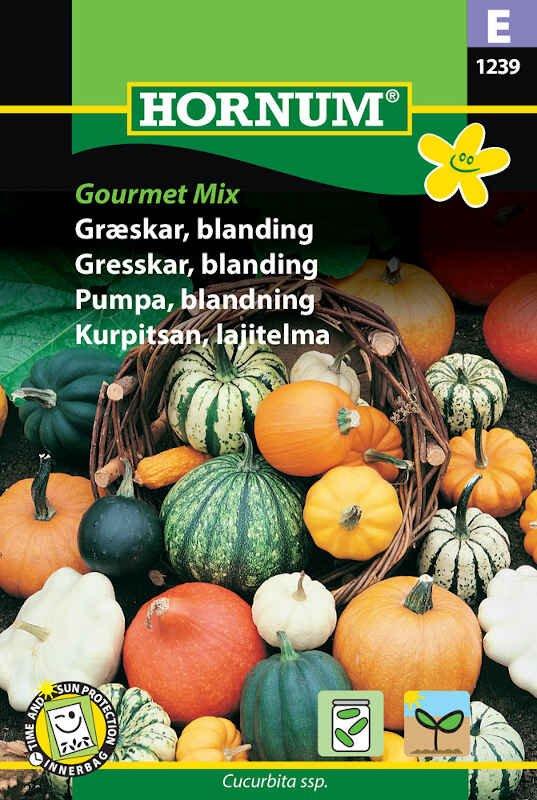 Græskarfrø - Blanding, Gourmet Mix