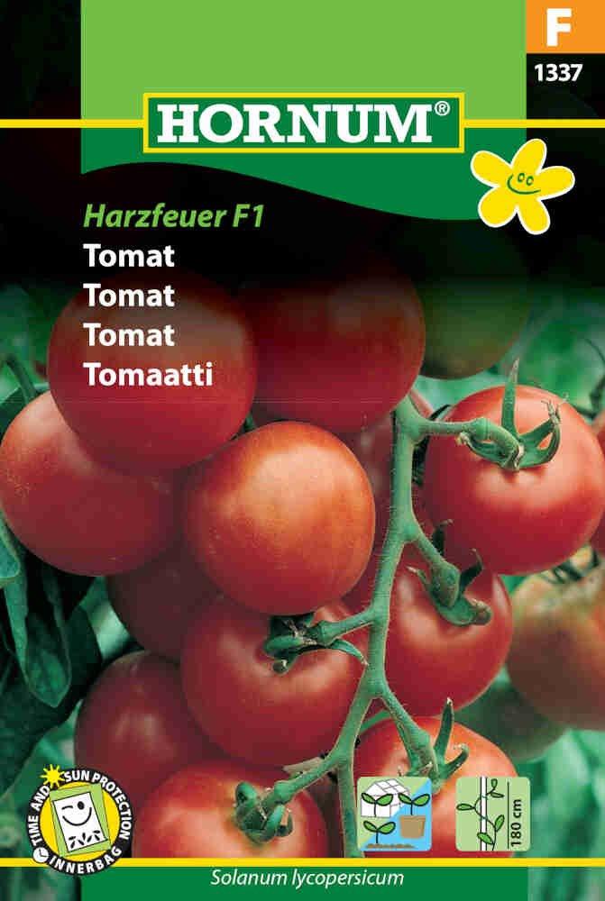 Tomatfrø - Harzfeuer F1
