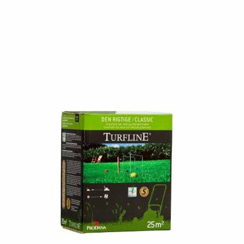 Græsfrø - Turfline Den rigtige Græsplæne, 0,5 kg