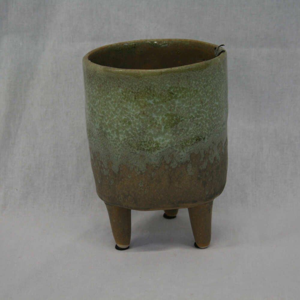 Pot Toe 15x11 cm Grøn