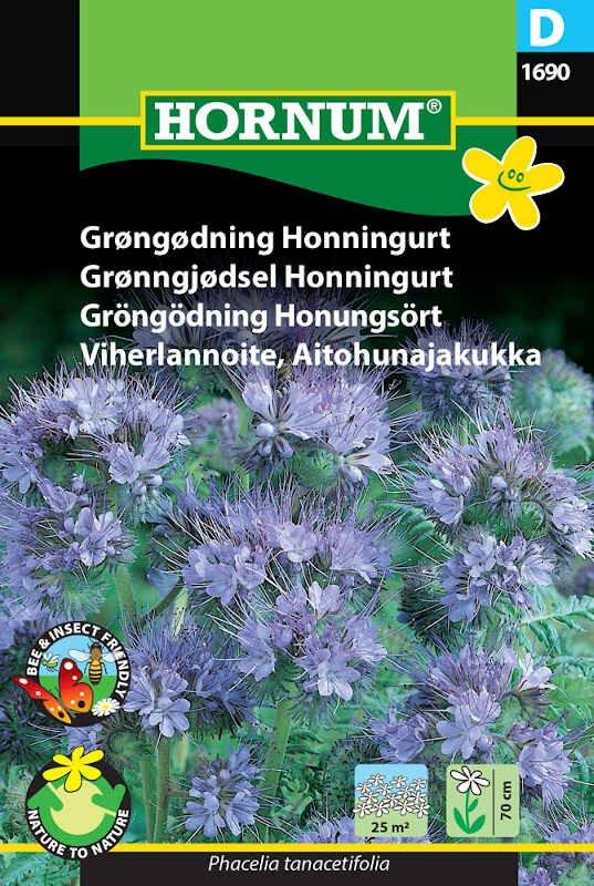 Grøngødning frø - Honningurt