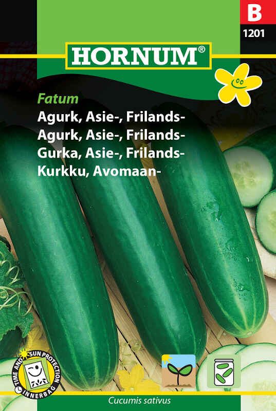 Agurkefrø - Asieagurk - Frilands - Fatum