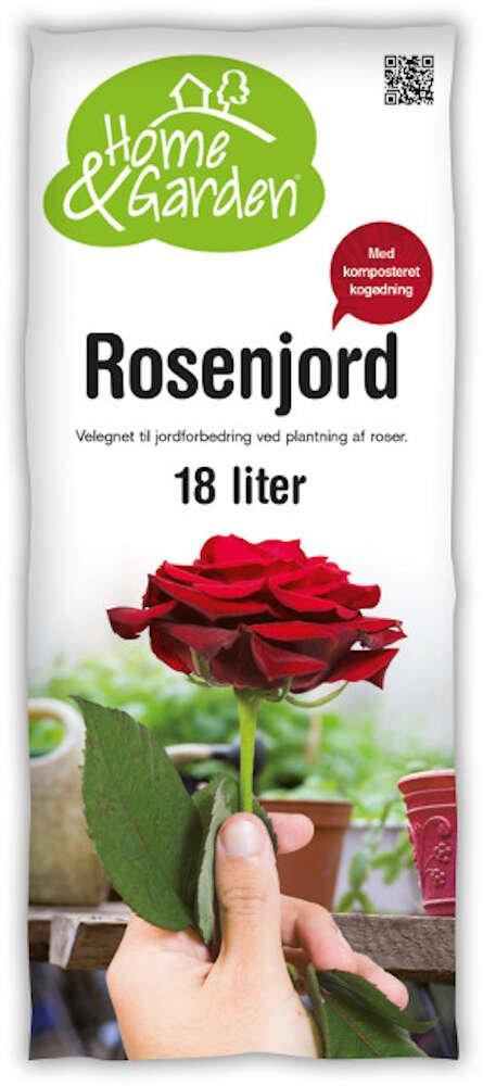 Rosenjord 18L