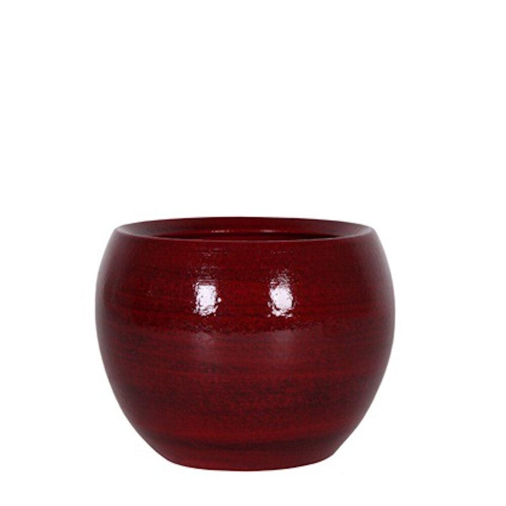 Skjuler - Pot Cresta Deep Red 33cm