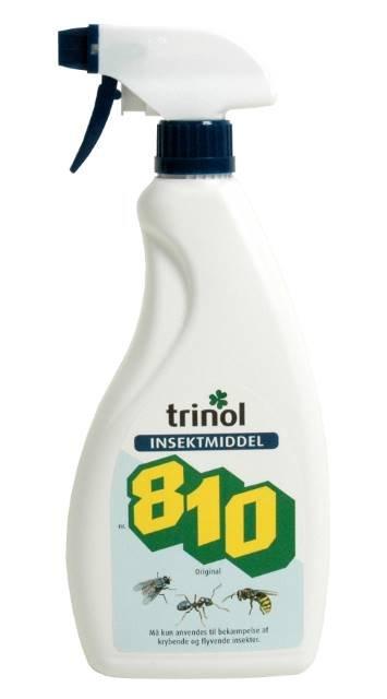 TRINOL 810 - Insektmiddel, 700 ml.