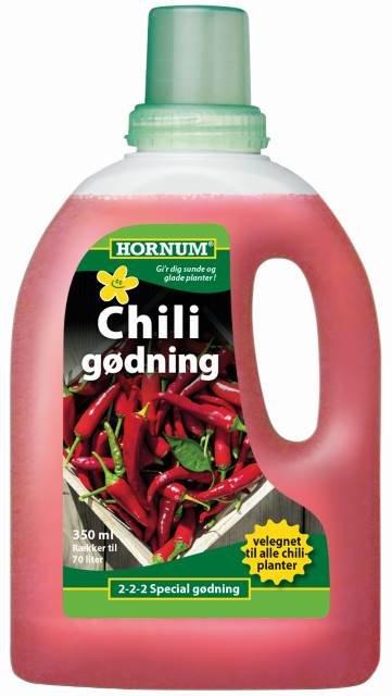 Chiligødning 350 ml. - HORNUM