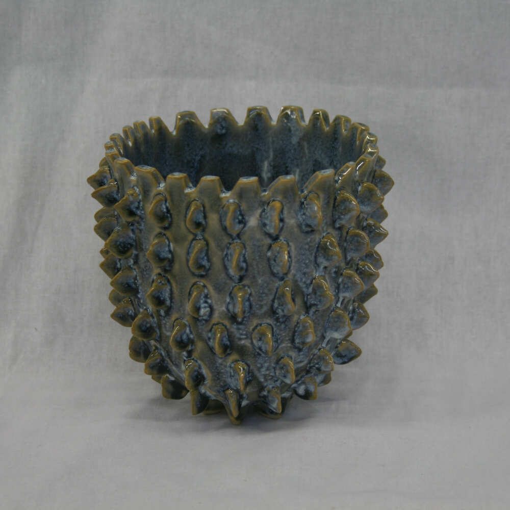 Pot Spiks 13x13 cm Lysblå