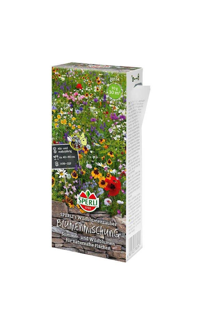 Blomster frøblanding - vilde blomster - Stor pakke