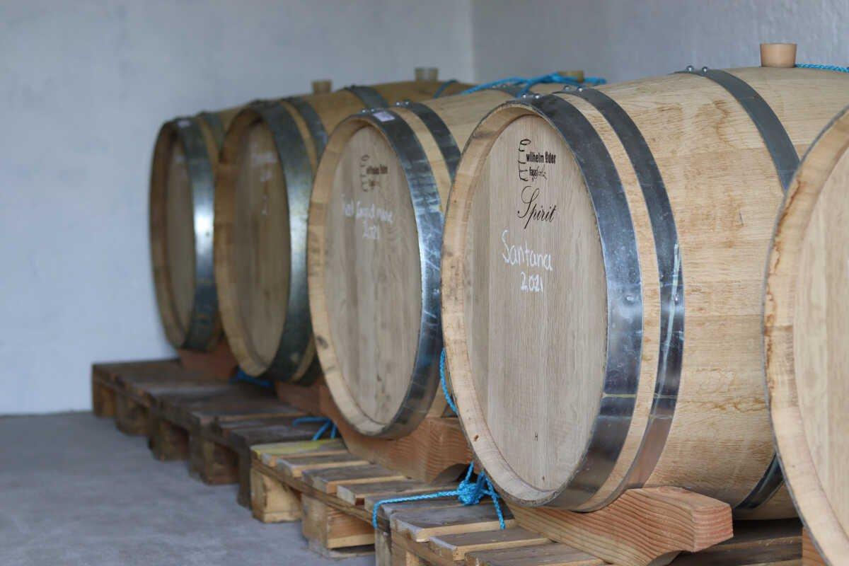 TONOW destilleri æble brandy på egetræs fade