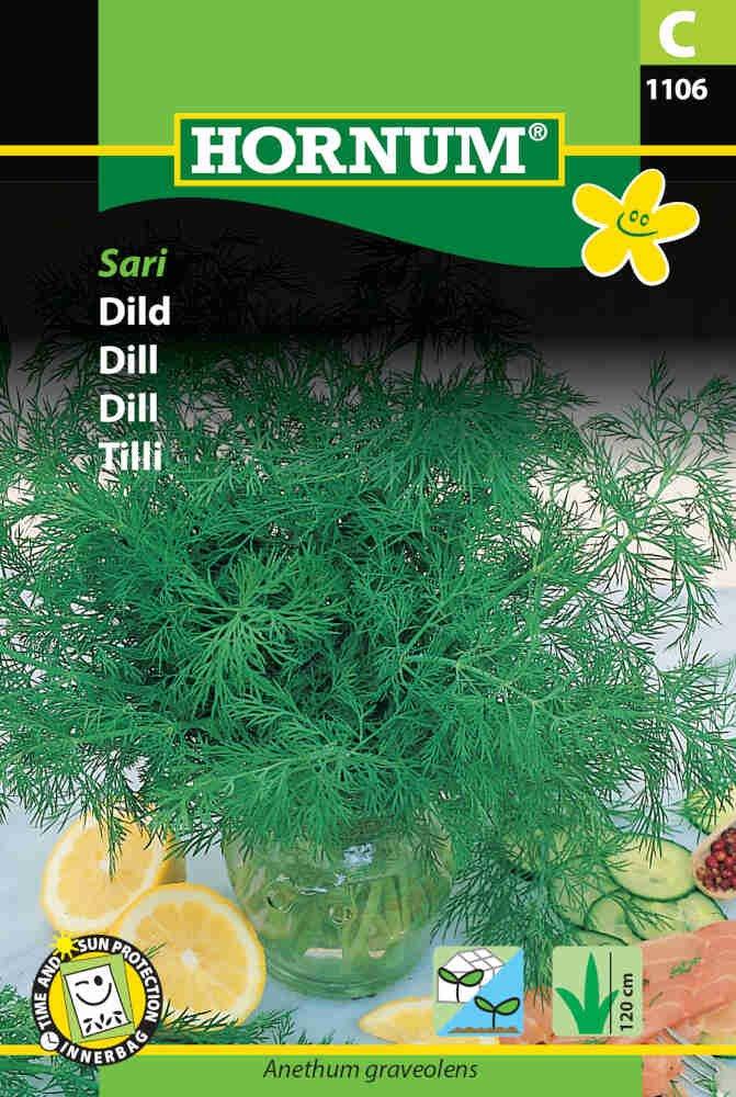 Dildfrø - Sari