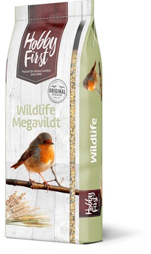 Fuglefoder - Mega blanding 15kg