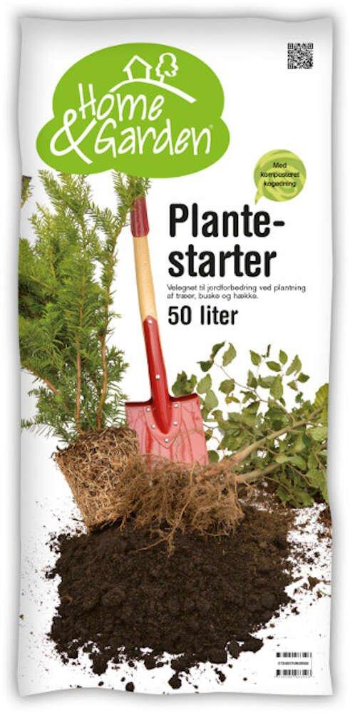Plantestarter 50L