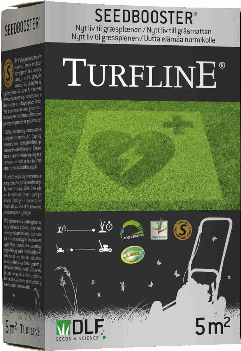 Turfline Seedbooster 100 g - Græsfrø