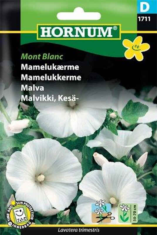 Mamelukærme frø - Mont Blanc